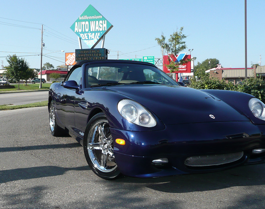 Exterior detailing millennium auto wash and detail center What is exterior detailing of a car